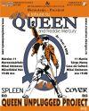 Queen Unplugged Project koncert Erdélyben
