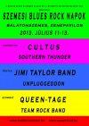 XXI. Queen Tábor és V. Szemesi Blues Rock Napok (Balatonszemes)