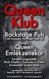 Klub est a Backstage Pub-ban